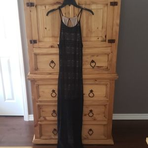 Peotry Maxi Dress